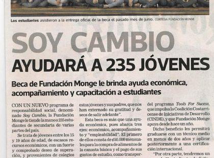 Soy Cambio (Somos CÇlebres-Agosto 2014)